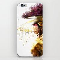 GOLDENLORD iPhone & iPod Skin