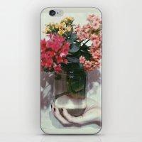 Florajar iPhone & iPod Skin