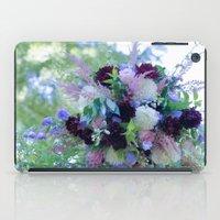 Bouquet iPad Case
