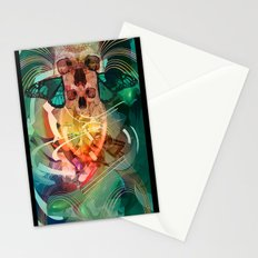 Ghost in the Machine Stationery Cards