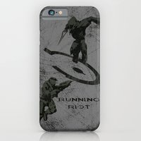 Running Riot - Halo iPhone 6 Slim Case