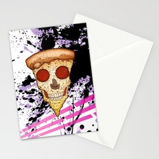 Skull Slice Stationery Cards
