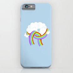 Mr Clouds new scarf iPhone 6s Slim Case