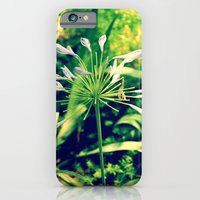 iPhone & iPod Case featuring littleflowers by Lindsey