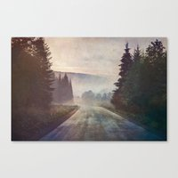Road trippin Canvas Print