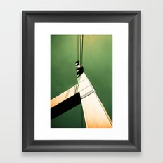 The Tranporter 3 Framed Art Print