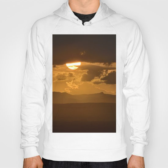 The sun after the storm Hoody