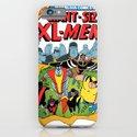 XL-MEN iPhone & iPod Case