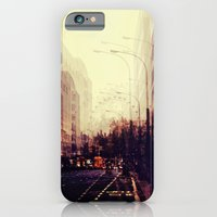 london iPhone & iPod Cases featuring London by Ingrid Beddoes