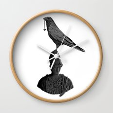 Nevermore. Wall Clock