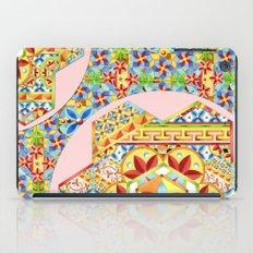 Gypsy Caravan Boho Heraldic iPad Case