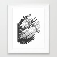 Ode To Joy Framed Art Print
