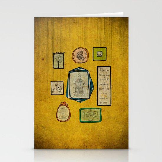 Frames Stationery Card