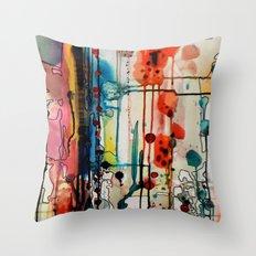 charivari Throw Pillow