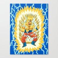 Super Springfieldian Canvas Print