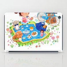 Picnic iPad Case