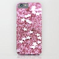 radiant orchid stars iPhone 6 Slim Case