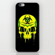 Toxic Melt iPhone & iPod Skin