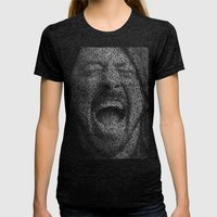 Dave Grohl. Best Of You Womens Fitted Tee Tri-Black SMALL