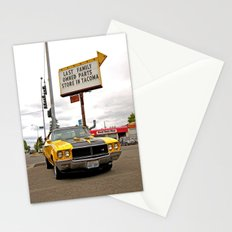 The holdout Stationery Cards