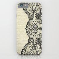 LINEN & LACE iPhone 6 Slim Case