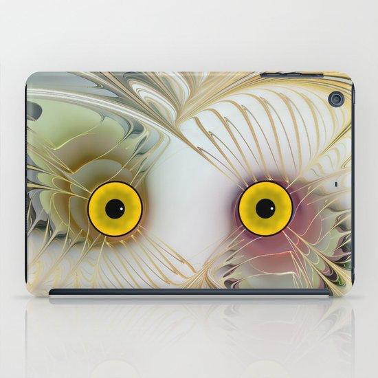 Abstract Owl iPad Case