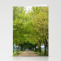 Neverending Road Stationery Cards