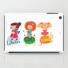 Seasons iPad Case
