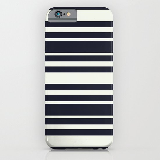 Tisker Black & White iPhone & iPod Case