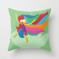 Musa Throw Pillow