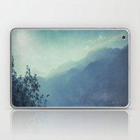 Mountain Blues Laptop & iPad Skin