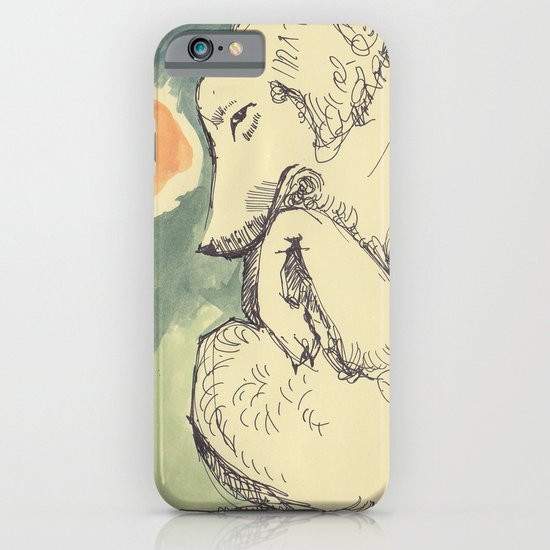 Sleep Dog iPhone & iPod Case