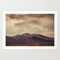 There Art Print