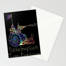 Sobaloopsian Tune-Dragoon  Stationery Cards