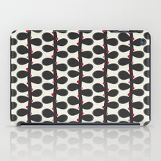Like a Leaf [red spots] iPad Case