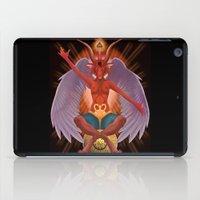 The Baphomet iPad Case