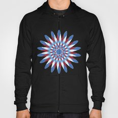 Distressed Kaleidoscope Hoody