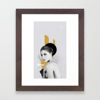 Synthesize 04 Framed Art Print