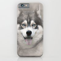 Siberian Husky 2 iPhone 6 Slim Case