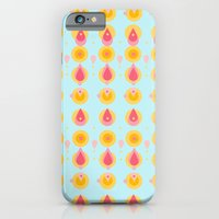 Pineapple & Ice Cream iPhone 6 Slim Case