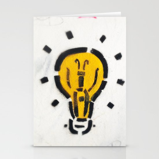 It's a Brilliant Idea... Stationery Card