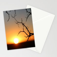 ball of fire Stationery Cards