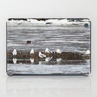 Walking On Water iPad Case