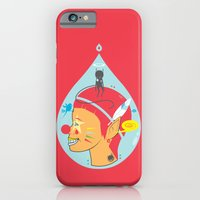 iPhone Cases featuring PRETENDED TO BE by PAUL PiERROt