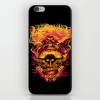 IMMORTAN JOE: THE ASHES … iPhone & iPod Skin
