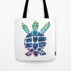 Turtle Island Tote Bag