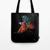 Escape The City Tote Bag