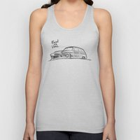 Built to Haul Unisex Tank Top
