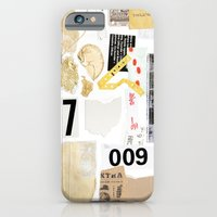 iPhone & iPod Case featuring Paper Trail II by Emily Rickard