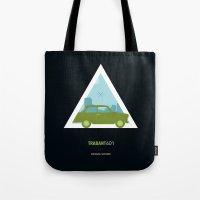 Icotrip - Trabant601 Tote Bag